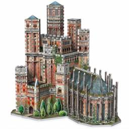 Puzzle Wrebbit 3D Game Of Thrones The Red Keep (2017)