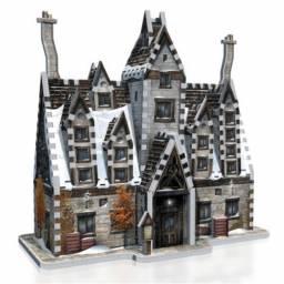 Puzzle Wrebbit 3D Harry Potter La Taberna de Hogsmeade (1012)