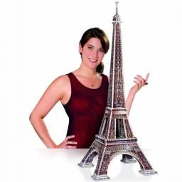 Puzzle Wrebbit 3D Torre Eiffel (2009)