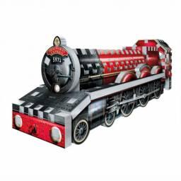 Puzzle Wrebbit 3D Mini Harry Potter Hogwarts Tren (0201)