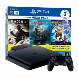 Playstation 4 1TB. Bundle + 1 Joystik + 3 Juegos