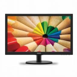 Monitor LED Philips 18.5´´ 193V5LHSB2