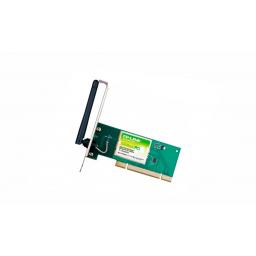 Tarjeta Red TP-Link Wi Fi PCI 54Mbps Rango Extendido (TL-WN550G)