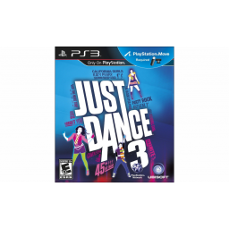 Juego PS3 Just Dance 3