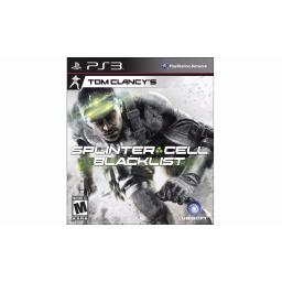 Juego PS3 Tom Clancys Splinter Cell Blacklist