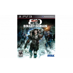 Juego PS3 Binary Domain