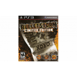 Juego PS3 Bulletstorm Limited Edition