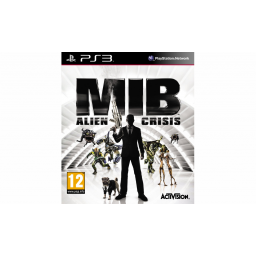 Juego PS3 Mib Alien Crisis