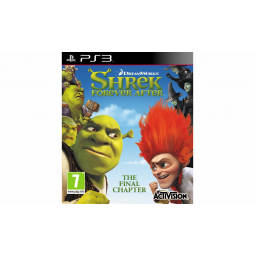 Juego PS3 Shrek Forever After