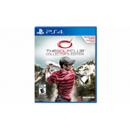 Juego PS4 The Golf Club Collector´s Edition