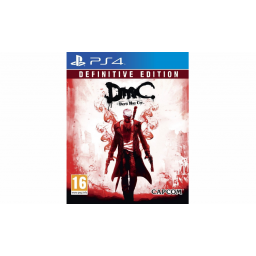 Juego PS4 Devil May Cry Definitive Edition
