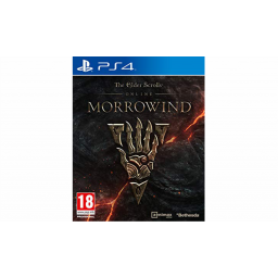 Juego PS4 The Elder Scrolls Online Morrowind