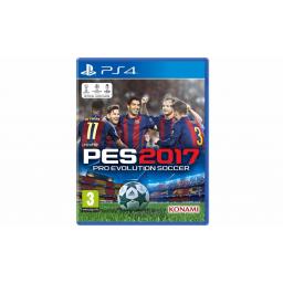 Juego PS4 PES 2017