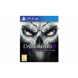 Juego PS4 DarkSiders II DeathInitive Edition