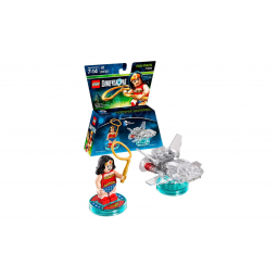 Figura Dimensions Wonder Woman Fun Pack