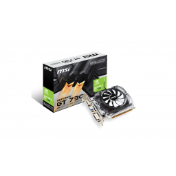 Tarjeta Video 2GB MSI GT730 DDR3