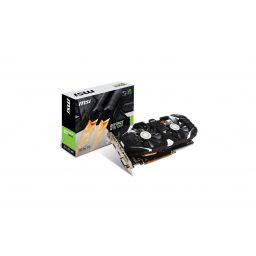 Tarjeta Video 3GB MSI Geforce GTX 1060 DDR5