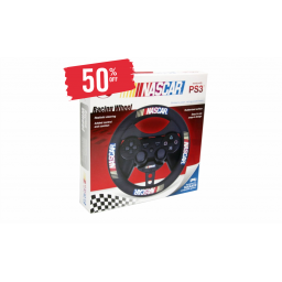 volante PS3 Dream Gear Nascar Racing