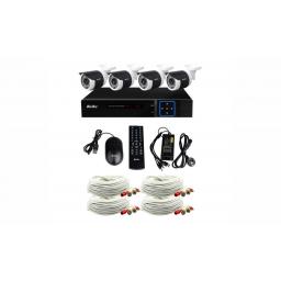 CCTV- KIT DVR Kolke 4Cam (KUK-013)