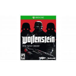 Juego XBOXONE Wolfenstein The New Order