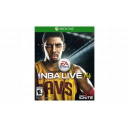 Juego XBOXONE NBA Live 14
