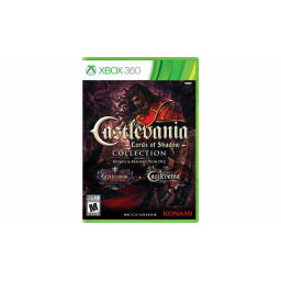 Juego XBOX360 Castelvania Lords of Shadow Collection