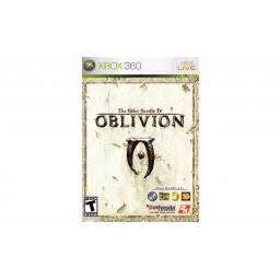 Juego XBOX360 The Elder Scroll IV Oblivion