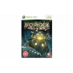 Juego XBOX360 Bioshock 2