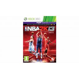 Juego XBOX360 NBA 2K13