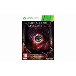 Juego XBOX360 Resident Evil Revelations 2