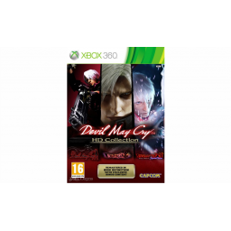 Juego XBOX360 Devil May Cry Collection