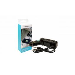 Transmisor FM para auto c/Bluetooth