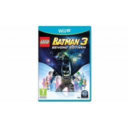 Juego Nintendo Wii-U Lego Batman 3 Beyond Gotham