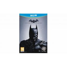 Juego Nintendo Wii-U Batman Arkham Origins