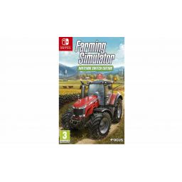 Juego Nintendo Switch Farming Simulator