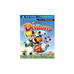 Juegos PsVita Little Deviants