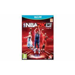 Juego Nintendo Wii-U NBA 2K13