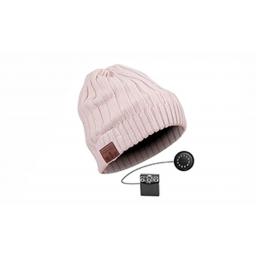 Gorra Lana Xenex Bluetooth HeadPhone XW-BEANIEBT01 Negro/Beige