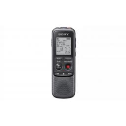 Grabador de Voz SONY digital + 4GB memoria (ICD-PX240)