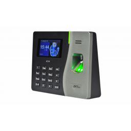 Reloj biometrico de Personal