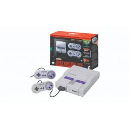 Consola super Nintendo Mini