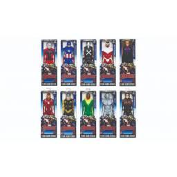 Figuras Marvel 12´