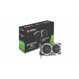 Tarjeta Video 4GB MSI Geforce GTX1650 VENTUS GDDR5