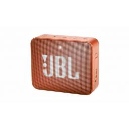 Parlante Portatil JBL Bluetooth GO 2 Cinnamon