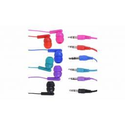 Auricular EarPhones Varios Colores
