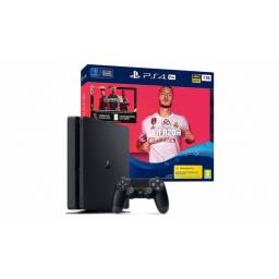 Playstation 4 1TB + 1 JoystickFifa 2020