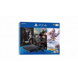 Playstation 4 1TB Bundle + 1 Joystick + 3 Juegos