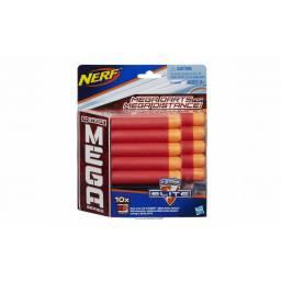 Nerf Nstrike Dardos Mega x10 (A4368)