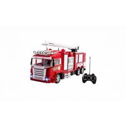 Camion Bombero con Control Remoto (666-192A)