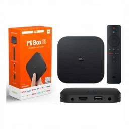 TV BOX Smart Xiaomi Mi Box s 4K (2GB Ram/8GB Rom)